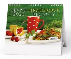 Stolní obrázkový kalendář BSD7 - Hrníčková kuchařka, týdenní
