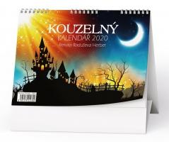 Stolní obrázkový kalendář BSF2 - Kouzelný, týdenní