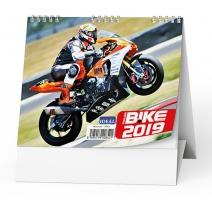 Stolní obrázkový kalendář BSK3 - Motorbike, týdenní