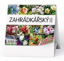 Stolní obrázkový kalendář BSK7 - Zahrádkářský, týdenní
