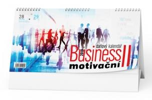 Stolní daňový kalendář BSN6 - Business II., týdenní
