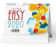 Stolní pracovní kalendář BSA5 - Easy, týdenní