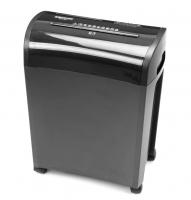 Skartovací stroj Sencor SSK 482 - kapacita 10 listů, objem 14 l, černý
