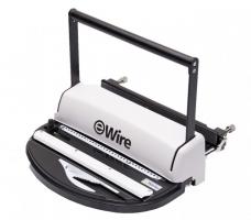 "Kroužkový vazač 3/1"" iWire 31 - kovová vazba, děrovací kapacita 10 listů"