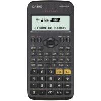 Školní kalkulačka Casio FX 350CE X - přirozené zobrazení, 379 funkcí, černá