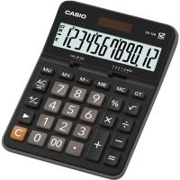 Stolní kalkulačka Casio DX 12B - 1 řádek, 12 znaků, černá