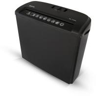 Skartovací stroj Sencor SSK 151 - kapacita 5 listů, objem 7 l, černý