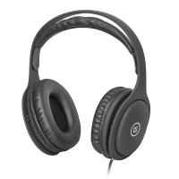 Sluchátka Defender Tune 125 - s mikrofonem, jack 2x3,5 mm, černé