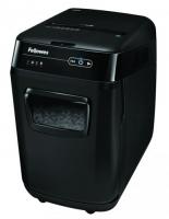 Automatický skartovací stroj Fellowes AutoMax 200 - kapacita 200 listů, objem 32 l, černý