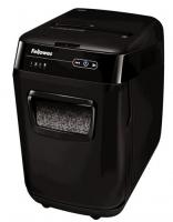 Automatický skartovací stroj Fellowes AutoMax 200 M - kapacita 200 listů, objem 32 l, černý