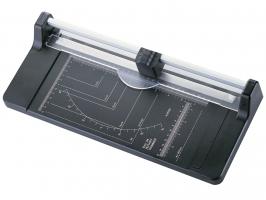 Kotoučová řezačka AR 322 - délka řezu 320 mm, 8 listů, černá