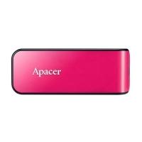 USB Flash disk Apacer AH334 16 GB - 2.0, růžový