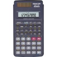 Školní kalkulačka Sencor SEC 133 - přirozené zobrazení, 139 funkcí, černá - DOPRODEJ