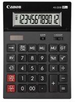 Stolní kalkulačka Canon AS-2200 - 1 řádek, 12 znaků, černá