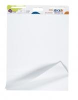Samolepící flipchart Stick n Hopax Meeting Pad - 762x635 mm, 30 listů, bílý