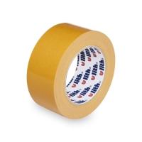 Oboustranná lepící páska s tkaninou - hot-melt, 50 mm x 25 m