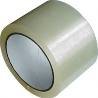 Lepící páska - akrylát, 75x66 m, transparentní
