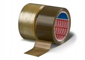 Lepící páska Tesa 4280 - hot-melt, 48x66 m, transparentní