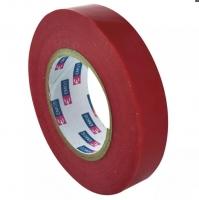 Izolační páska - PVC, 15x10 m, červená