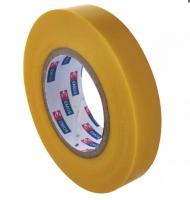 Izolační páska - PVC, 15x10 m, žlutá