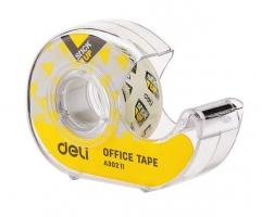 Popisovatelná lepící páska v odvíječi Deli Stick Up EA30211 - 19x7,62 m, neviditelná