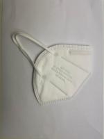 Respirátor FFP2 - skládaný bez ventilku, 10 ks (hygienicky baleno po 1 ks)