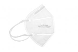 Respirátor FFP2 - skládaný bez ventilku, 50 ks (hygienicky baleno po 1 ks)