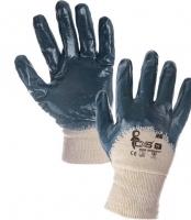Máčené rukavice v nitrilu Joki - velikost S (7)