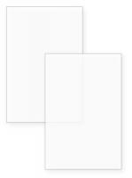 Pauzovací papír A2 - archy, 90-95 g, transparentní, 100 listů