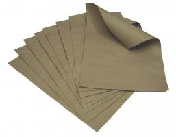 Balící papír šedák - archy, 80x120 cm, 90 g, 10 kg