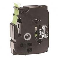 Brother originální páska do tiskárny štítků, Brother, STE-151, 3m, 24mm, kazeta s páskou Stencil