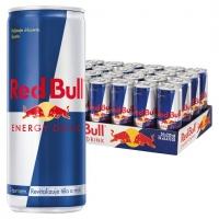 Energetický nápoj Red Bull - 250 ml, 24 ks