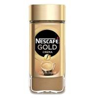 Instantní káva Nescafé Gold Crema - 100 g