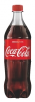 Coca Cola - PET, 1 l, 12 ks