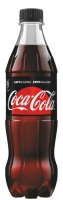 Coca Cola Zero - PET, 0,5 l, 12 ks