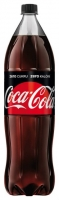 Coca Cola Zero - PET, 1,75 l, 8 ks