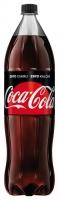 Coca Cola Zero - PET, 1,75 l, 8 ks