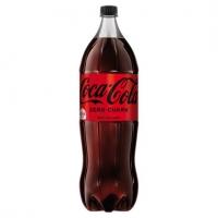 Coca Cola Zero - PET, 2,25 l, 6 ks