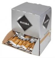 Třtinový cukr Rioba - porcovaný, tyčinky, 500x4 g