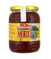 Lesní med - ve sklenici, 900 g