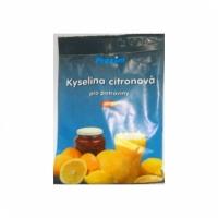 Kyselina citrónová - potravinářská, 100 g