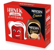 Instantní káva Nescafé Classic Crema + hrnek zdarma - 200 g