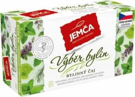 Bylinný čaj Jemča - výběr bylin, 20 sáčků