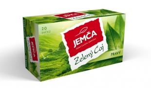 Zelený čaj Jemča - 20 sáčků