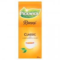Černý čaj Pickwick - ranní, 25 sáčků