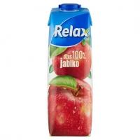 Džus Relax 100% - jablko, 1 l