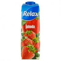 Džus Relax - jahoda, 1 l