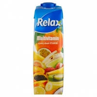 Džus Relax 100% - multivitamín s dužinou, 1 l
