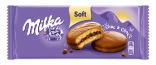 Sušenky Milka Choc & Choc - 150 g
