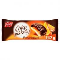 Čokopiškoty Figaro - pomeranč, 147 g
